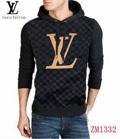 sweat shirt homme avec capuche,sweat zippe a capuche noir,sweat capuche  Louis Vuitton 3bcc5503a64